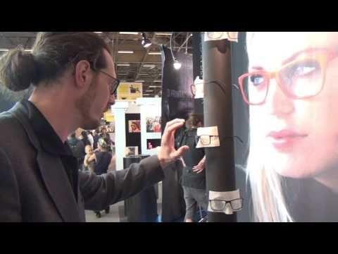 Monoqool - 3D customized eyewear the next trend? - YouTube