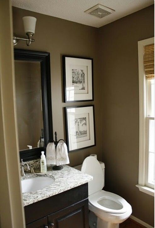 Modern Half Bathroom Design 23 best our house half bath images on pinterest | room, small