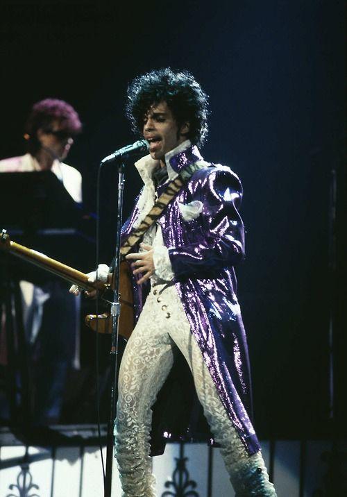 Classic Prince & The Revolution 1984/85 Purple Rain Tour with Dr. Fink!