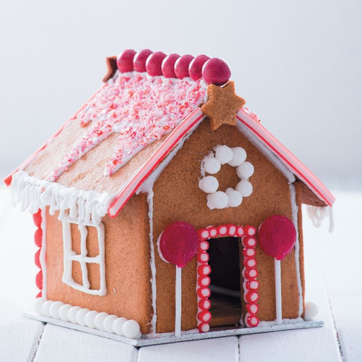 Gingerbread House tutorial #Food #Tutorial #SouthAfrica