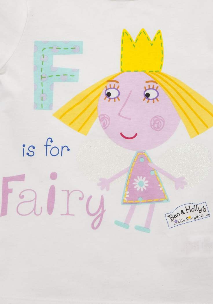 Ben and Holly's Little Kingdom Fairy T-Shirt