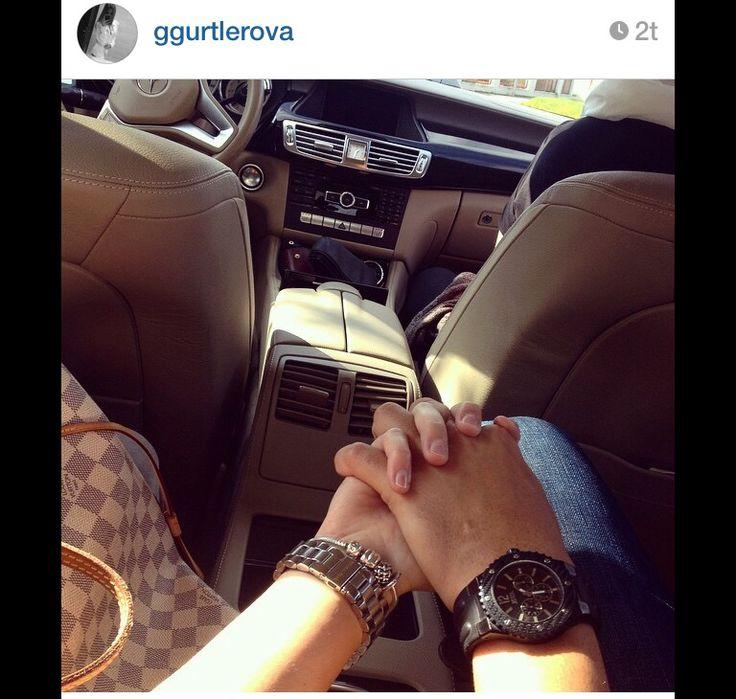 #louisvuitton bags  #guess #michaelkors #mk watch #mercedes couple my instagram