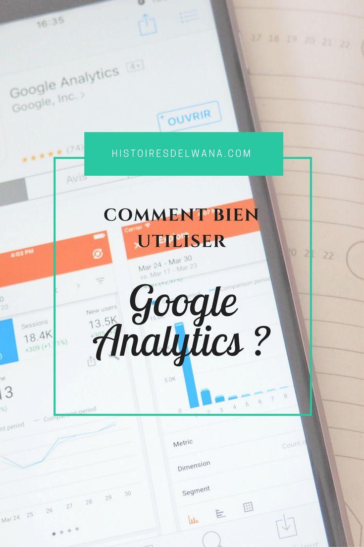 Tutoriel Google Analytics - comprendre ses statistiques