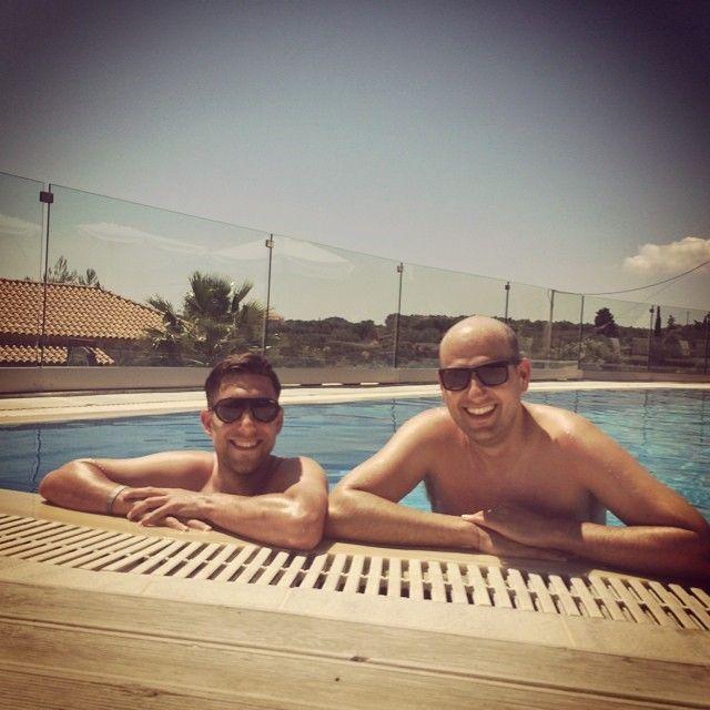 Under the #sun! #PaliokalivaVillage #Zakynthos Photo credits: @shaunandsellswedding