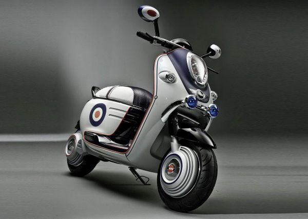 Electric-Powered Scooter