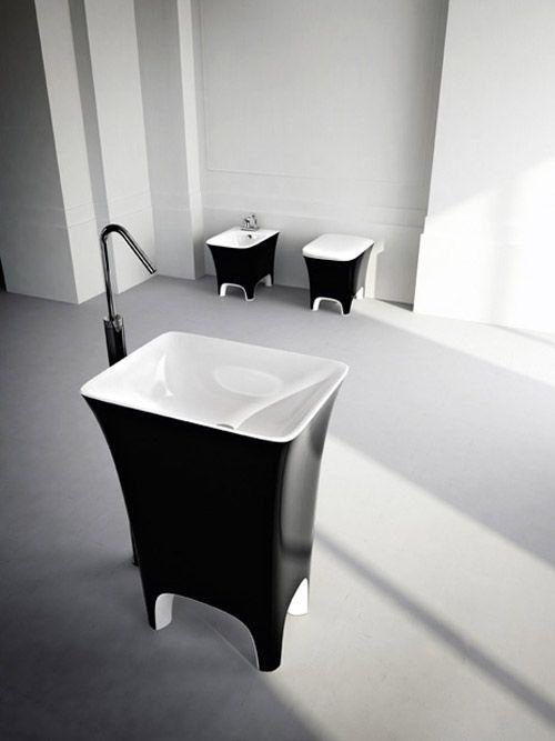 unusual bathroom furniture. Decor Basins Artceram Cow 2 » Unusual Bathroom Fixtures: Collection By Furniture