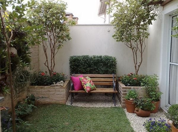 tips para decorar jardines