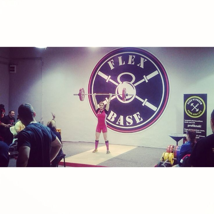 That's me and 71kg #npr clean and Jerk at Santa Claus Weightlifting Cup 2014  #olympicweightlifting #pr #cleanandjerk #olympiclifting #liftheavy #adidas #liftingislife #flexgym #flexbase #hungary #budapest