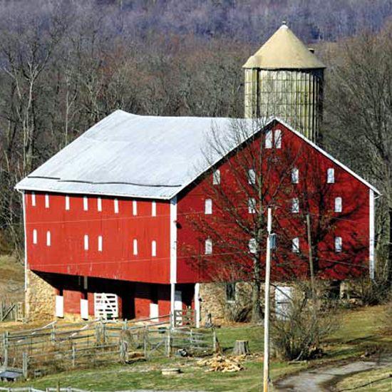304 Best Barns Images On Pinterest Building Homes Pole