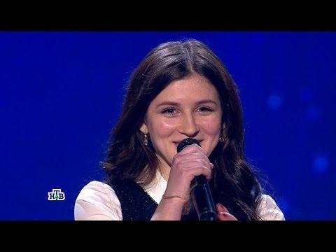 Она запела, и жюри бросилось нажимать кнопки: Настя из Мурманской област...