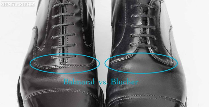 Oxford Vs Derby Balmoral Vs Blucher Mens Fashion Shoes Oxford Derby