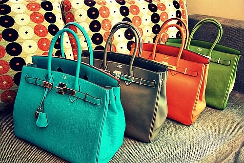 Want them all ~ Birken bags...Hermes...hmmmm maybe this should be on the bucket list board too!! <3