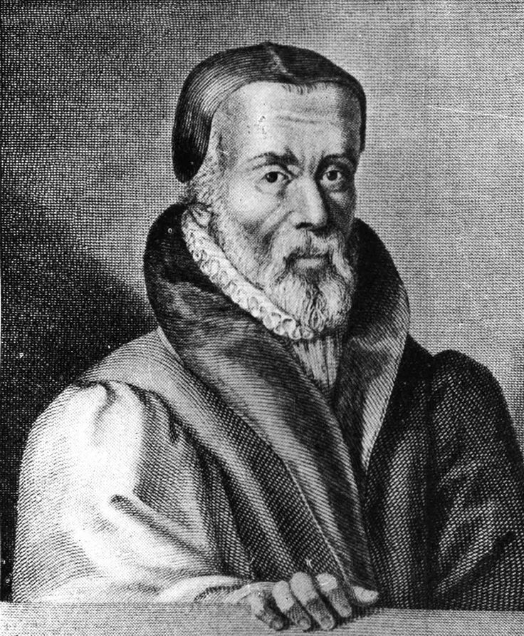 William Tyndale, 1494-1536, murdered because he wanted everyone to be able to read and understand The Bible. Within four years of his murder, at the same king's behest, four English translations of the Bible were published in England, including Henry's official Great Bible. All were based on Tyndale's work.