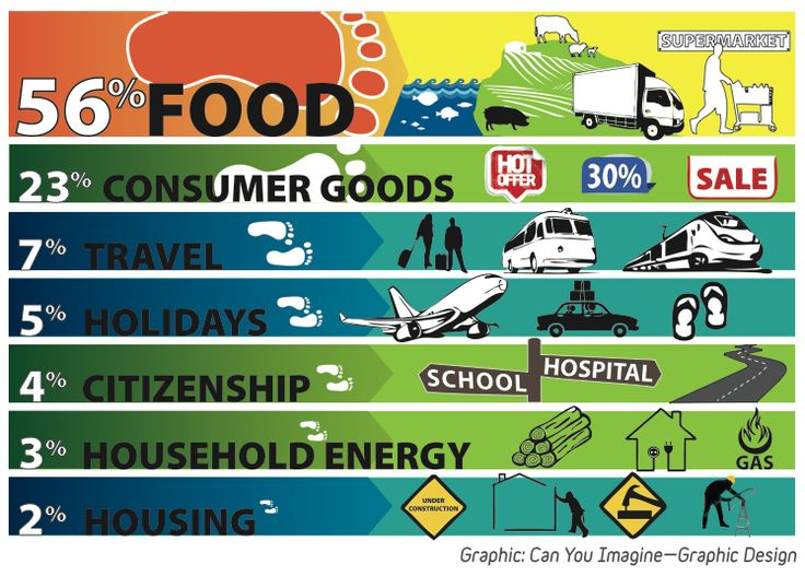 A report from the New Zealand Footprint Project puts the spotlight on the Kiwi lifestyle and how we can reduce the toll our consumption habits are having on the planet. Their solution: plan, prioritise, localise.