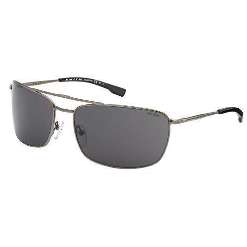 Smith Optics PIERRE CARDIN Eyeglasses PC8764 46F Smith Flightlab Sunglasses - Ruthenium - Grey Lens andlt