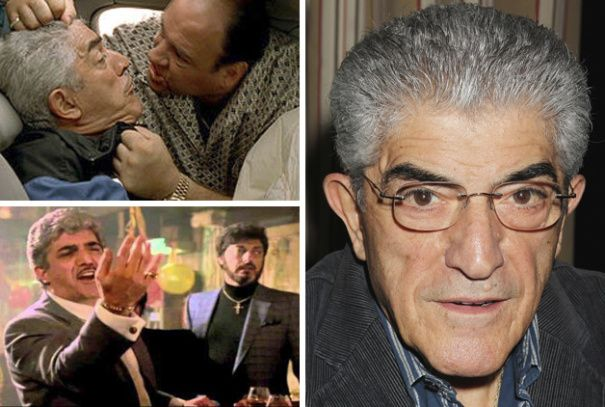 Frank Vincent Dies: 'Sopranos' & 'Goodfellas' Actor Was 78