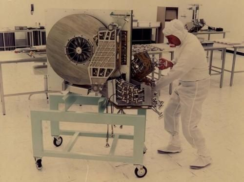 Жёсткий диск на 250MB. США. 1979г.