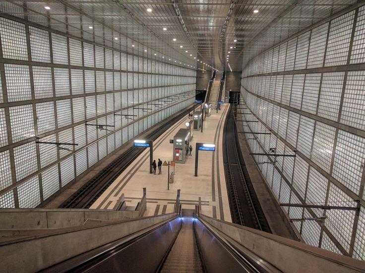 Bahnhof Wilhelm-Leuschner-Platz in Leipzig [OC] [4032x3024]