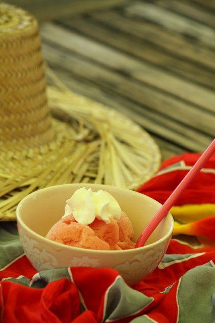 Sorbet pasteque 18 glaces