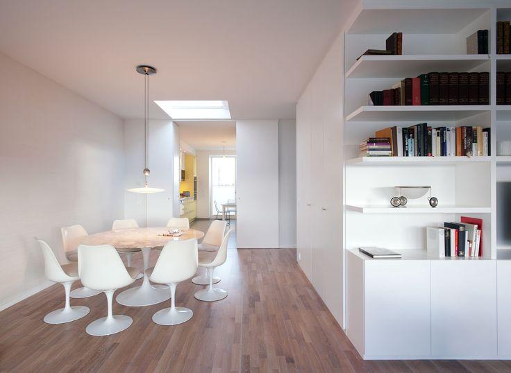 Wohnungsumbau Berlin by fl!nk.architekten