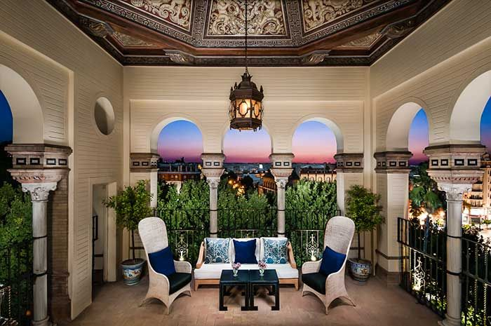 © Hotel Alfonso XIII, a Luxury Collection hotel