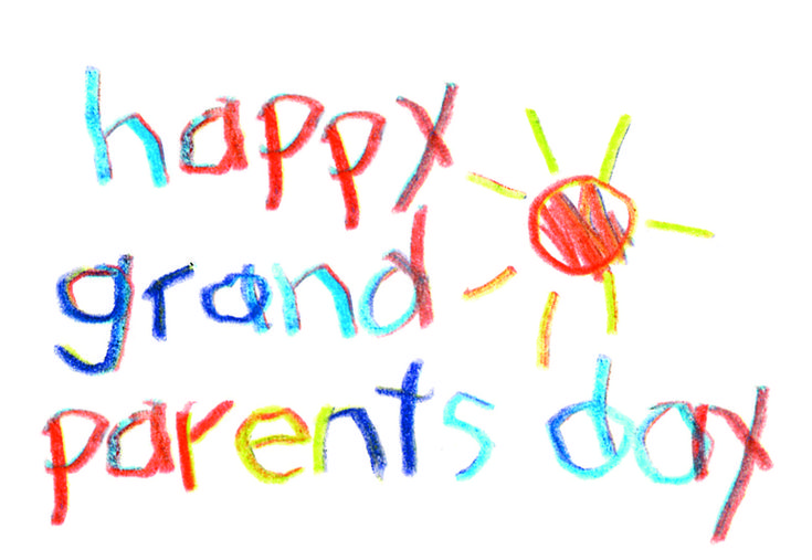 images of happy grandparents day | Happy Grandparents Day