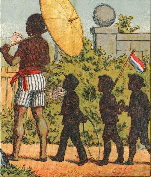 Met de gezellige pakjesavond in het vooruitzicht zijn Sinterklaas en zijn helpers weer druk in de weer. In#020todayverteltAnnemarie de Wildtover Zwarte Piet en het boek 'De geschiedenis van de zwarte jongens'.