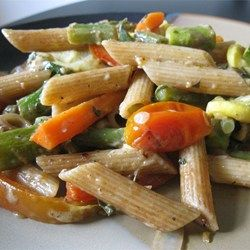 No-Cream Pasta Primavera - Allrecipes.com