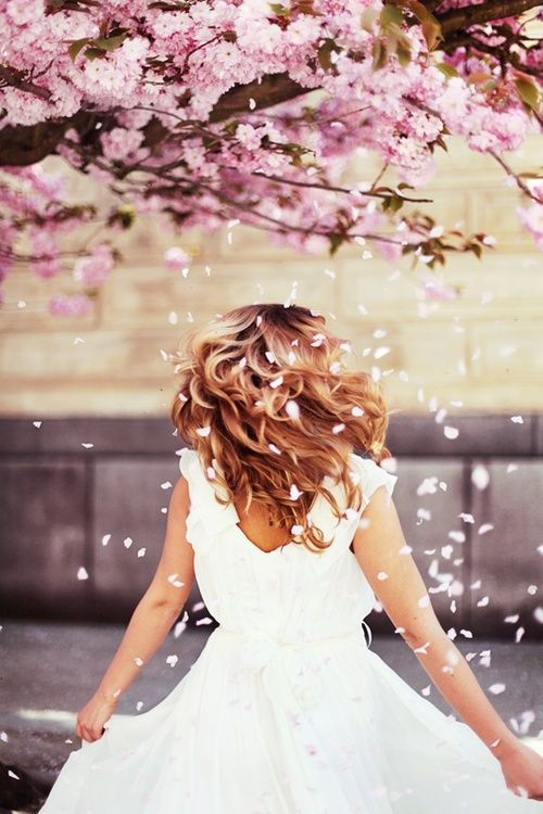 mariage au printemps: