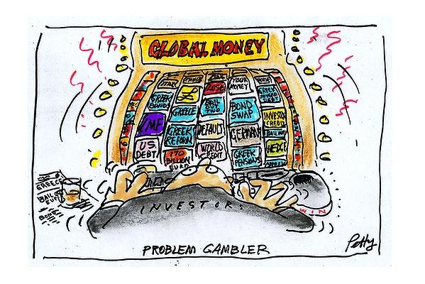Problem Gambler