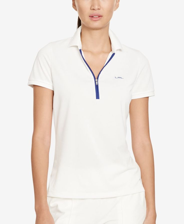 Lauren Ralph Lauren Active Pique Polo Shirt