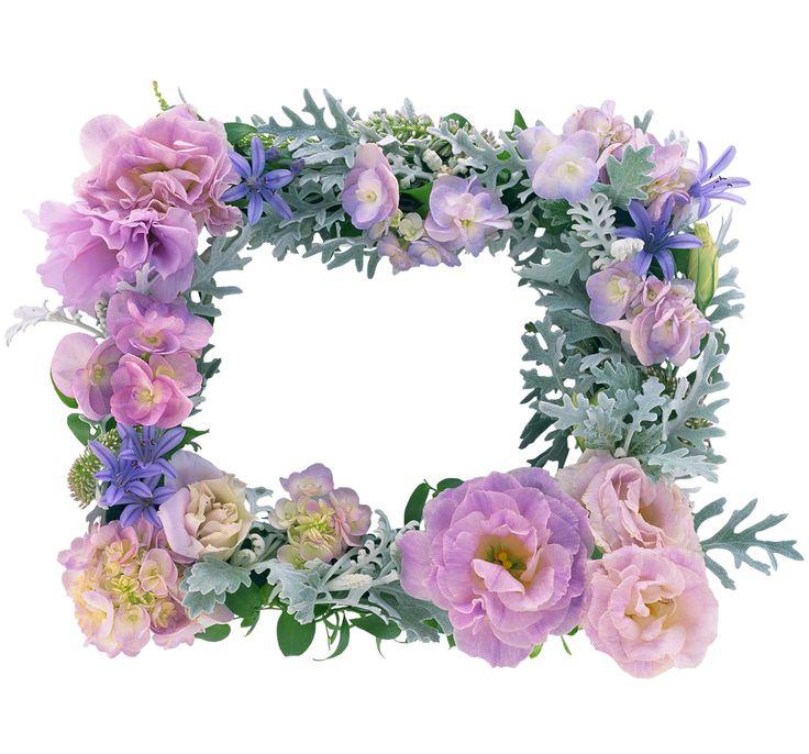 FullimagenSs: Marcos de flores para fotos PNG