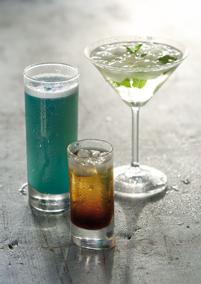Cοcktails με λικέρ μαστίχα | πνευματωδη, ποτά | cookbook.gr