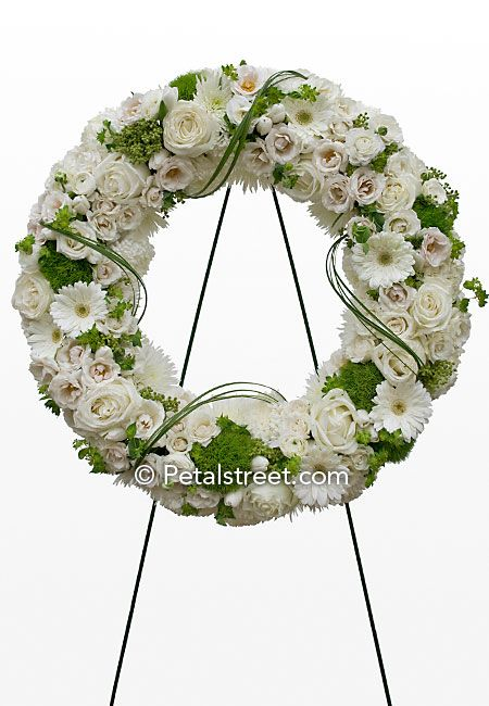 funeral wreath - Google Search