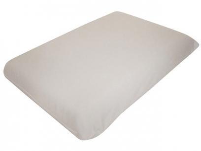 Travesseiro Viscoelástico Nasa - Fibrasca Visco com as melhores condições você…