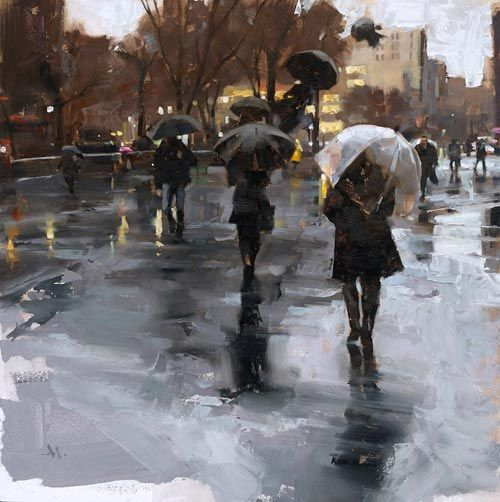 Fine Art Connoisseur - Gregory Manchess: Painting Liberated