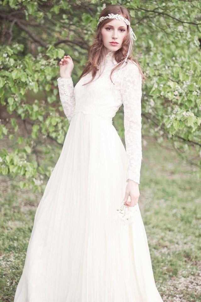 Mormon Wedding Dresses Long Sleeves – fashion dresses
