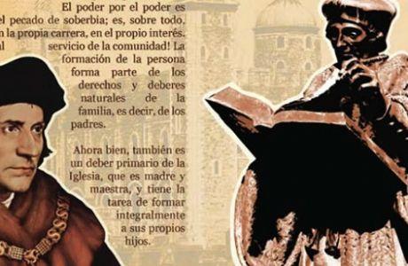 Tomas Moro, un hombre para la Eternidad