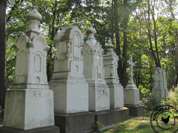 Волково кладбище в Петербурге
