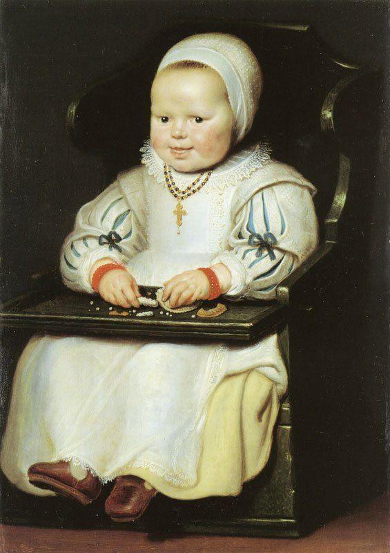 """Susanna de Vos"" by Cornelis de Vos, 1627"