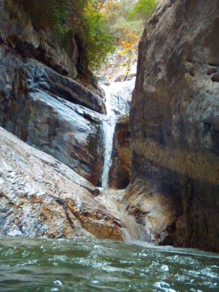 Pilion mountain, canion of Milopotamos #outdoorsgr