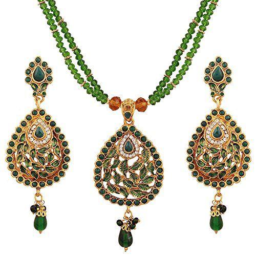 VVS Jewellers Green Stone Pearls Indian Bollywood Inspire... https://www.amazon.ca/dp/B0727TP4Z1/ref=cm_sw_r_pi_dp_x_qoPnzb5T4R5ZN