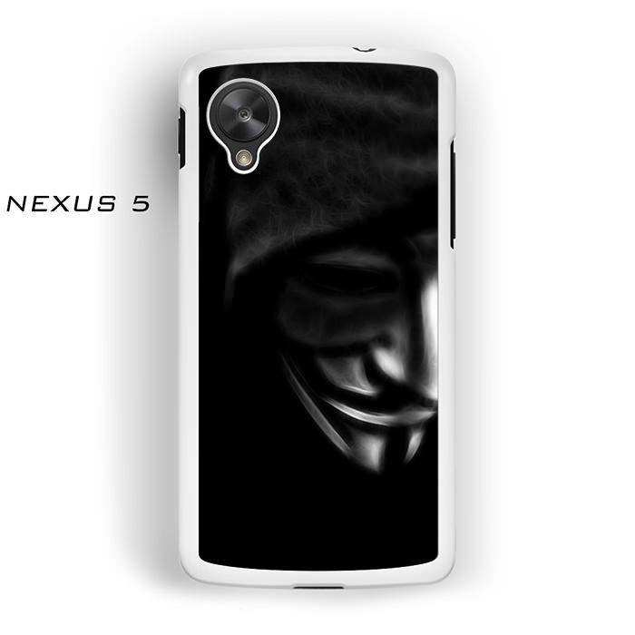 anonymous quotes V for vendetta for Nexus 4/Nexus 5 phonecases