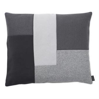 Brick cushion - grey - Normann Copenhagen