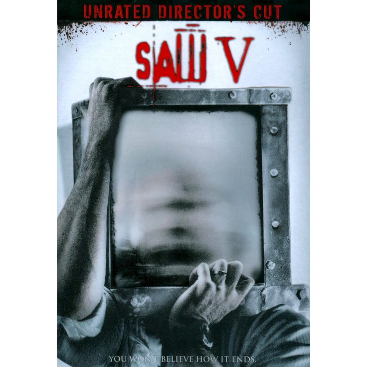 Saw V (WS) (Unrated) (Director's Cut) (dvd_video)