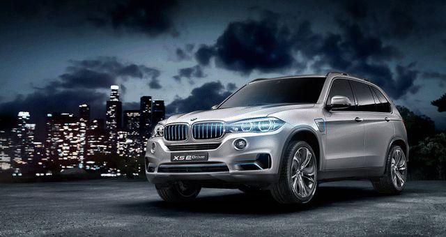 BMW x5 eDrive - Beautiful