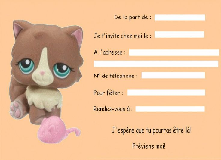 Carte invitation anniversaire gratuite carte d 39 invitation - Photo de violetta a imprimer gratuit ...