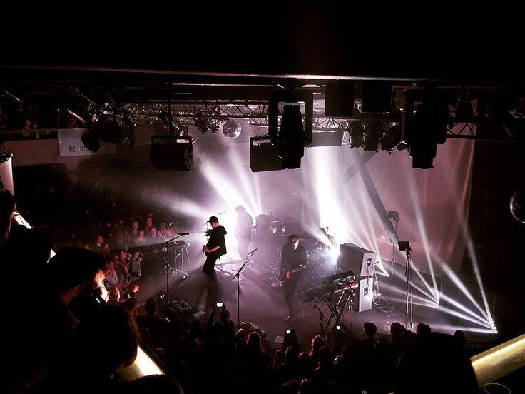 Kensington LIVE in Lucerna Music Bar Prague #concert #live #show #kensington #band #indierock #rock #lucernamusicbar #lucerna #galaxys6