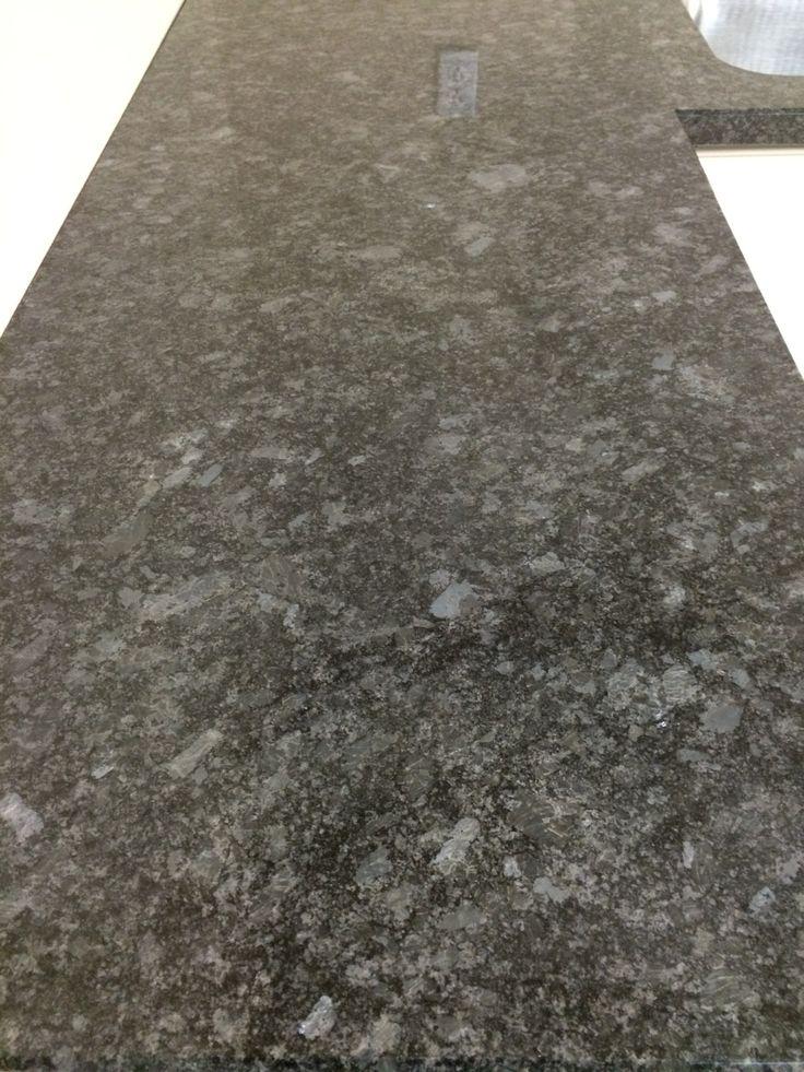 Steel Gray Granite Countertop Grey Granite Countertops Granite Countertops Kitchen And Bath Remodeling