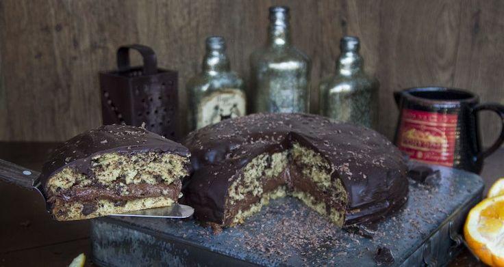 Νηστίσιμο κέικ